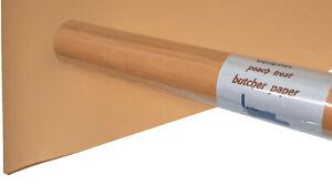 equipster Butcher Paper Kraftpapier Metzgerpapier Peach Pfirsich Papier 10m