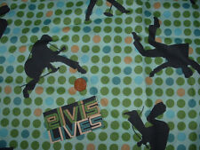 """NEW CUTE COTTON QUILT FABRIC ELVIS PRESLEY LIVE  44"""" WIDE BTY UNIQUE LOOK"""