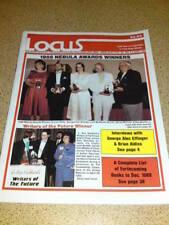 LOCUS (SCI-FI) - June 1989 # 341