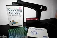 SHOOTING GALLERY + PISTOLA LIGHT PHASER USATO MASTER SYSTEM ED ITA FR1 31191