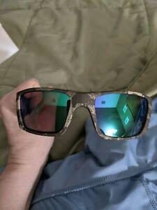 Oakley Fuel Cell Men's Prizm Polarized Sunglasses (camouflage)