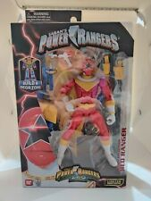 Power Rangers Legacy Collection Zeo Red Ranger Action Figure CIB