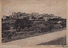 # LUGNANO IN TEVERINA: PANORAMA - 1940