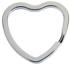 Design Schlüsselringe Herzform Schlüsselring Herz Form Heart Split Key