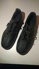 Men adidas shoes size 9 dark brown