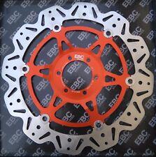 KTM RC8 1190 LC8 Bremsscheibe 320 EBC Orange
