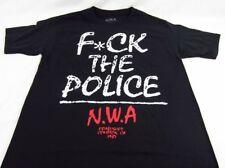 Mens NWA Ice Cube Dr Dre Easy E Yella MC Ren Rap T-Shirt Size small