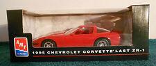 1995 AMT Ertl Chevrolet Corvette Last ZR-1 Red New in Box