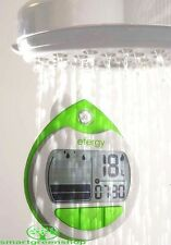 Efergy Showertime - Ahorro De Agua Monitor & LCD Reloj Oferta Ducha Carroza