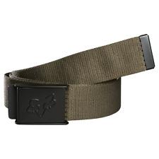 Fox Mr Clean Web Belt - Military