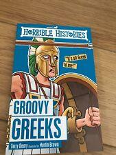 Groovy Greeks, Horrible Histories