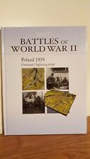 Osprey's Battles of World War II - Poland 1939 - Hardcover - Unread Like New