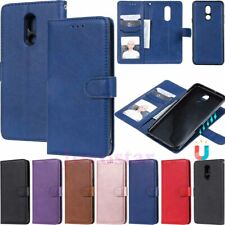 For LG Stylo 5/Stylo 3/V30/K20 Plus Magnetic Removable Leather Wallet Case Cover