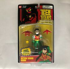 "Teen Titans: Action Sound Robin - 5"" Action Figure (Sound Working)"