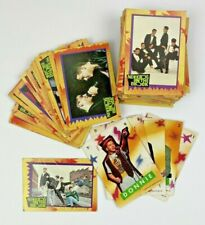 Vintage New Kids On The Block Card Lot Nkotb 75 Cards Bundle 1989 1980s 80s Kids