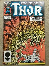 Thor #344 *1st First Appearance of Malekith The Accursed*
