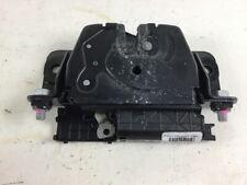 9219591-06 Lock Bootlid BMW X3 (F25) Xd Rive 20d 135 Kw 184 HP(09.2010