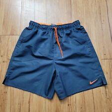 New listing Nike Board Shorts Swim Shorts Men's M Black Mesh Lined