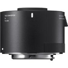 Sigma TC-2001 2x Tele Converter - Nikon Fit