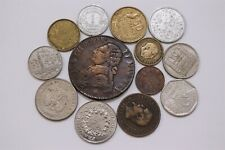 OLD WORLD COINS USEFUL LOT B30 R23