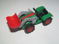 Playmobil Accessoire Petit Tracteur Vert & Rouge NEW