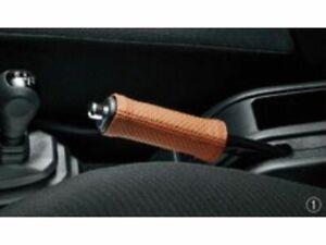 [NEW] JDM Suzuki Jimny JB64 Parking Brake Cover Leather Genuine OEM