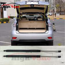 2Pcs Fit For Lexus RX270 RX350 RX450h 2009-2015 Rear tail door cover Strut Shock