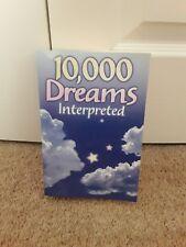Dreams book