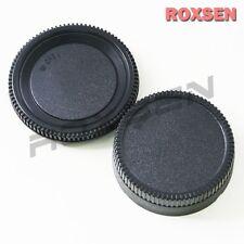 Nikon Body + Rear Lens Cap for D700 D300 D90 D80 D40 D3