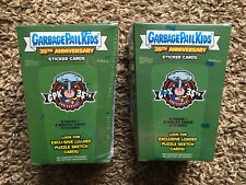 (2) Blaster Boxes - Topps 2020 Garbage Pail Kids 35th Anniversary Sticker Cards