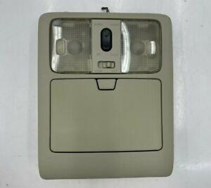 2003-2005 INFINITI FX35 FX45 INTERIOR OVERHEAD DOME LIGHT LAMP ASSEMBLY BEIGE OE