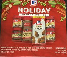 McCormick Baking & Cooking Spice Mix