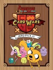* Adventure Time Card Wars Hero Pack 1
