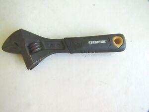 RAPTOR  4 Inch/ 100mm Adjustable Wrench