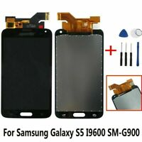 LCD Screen Touch Display Digitizer for Samsung Galaxy S5 I9600 SM-G900 Assembly