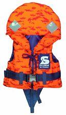 Kinderweste Secumar Bravo Print 15-20kg Kinder Feststoffweste Rettungsweste 100N
