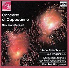 Concerto di Capodanno: Anna Smiech-Ezio Rojatti-Lucio Degani -.../CD