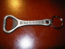 BREWDOG brew dog punk ipa keychain BOTTLE OPENER craft beer brewing brewery