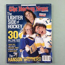 The Hockey News Collector's Edition Lighter Side of Hockey Hanson Brothers