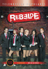 Rebelde [New DVD] Boxed Set, Widescreen
