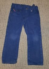 Ralph Lauren Boys 2T Blue Colored Skinny Jeans Perfect Condition!