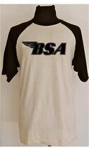 BSA MOTORCYCLE retro/vintage t-shirt