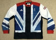 RARE ADIDAS 2012 London Olympics TEAM GB Stella McCartney Mens Jacket L/XL 42-44