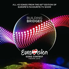 VARIOUS ARTISTS - EUROVISION SONG CONTEST 2015: 2CD ALBUM SET (April 20th, 2015)