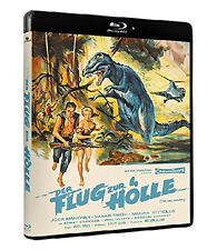 DER FLUG ZUR HÖLLE  The Land Unknown FANTASY KULT Virgil Vogel 1957 Blu-Ray NEU