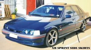 FORD FALCON EA - EB - ED SEDAN XR SPRINT SIDE SKIRTS XR6 XR8