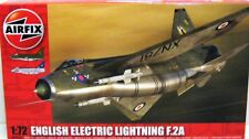 Airfix 1/72 04054 English Electric Lightning F.2A Model Kit