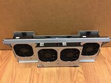 Lot of 4 HP Proliant ML350p G8 92mm Fans w/Cage Assembly 661332‑002 667254-001