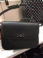 NWT Kate Spade Adelaide Grove Street Crossbody Bag WKRU4191 - Black