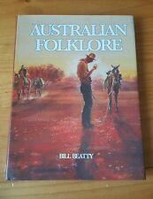 Australian Folklore by Bill Beatty